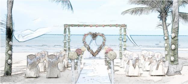 Matrimonio In Spiaggia Outfit : Matrimonio in spiaggia l outfit barbara carluccio